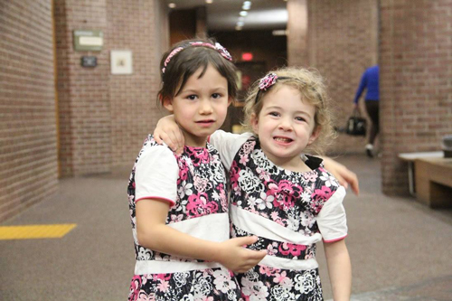 Two Little Girls- Adoption Resource Ministries